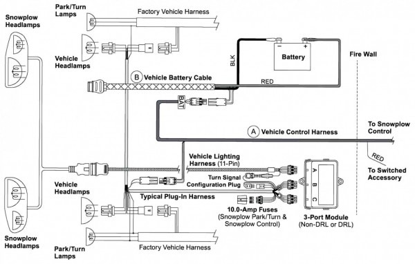 Fisher Extreme V Plow Wiring Diagram