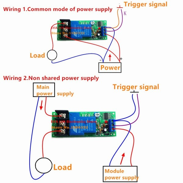 12v Dc Plc Wiring
