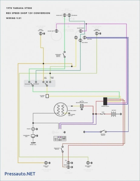 Farmall Super A Wiring Diagram