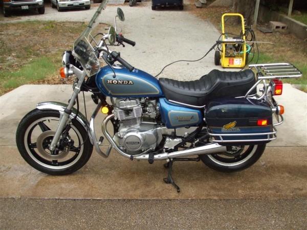 1981 Honda Cm400a Hondamatic