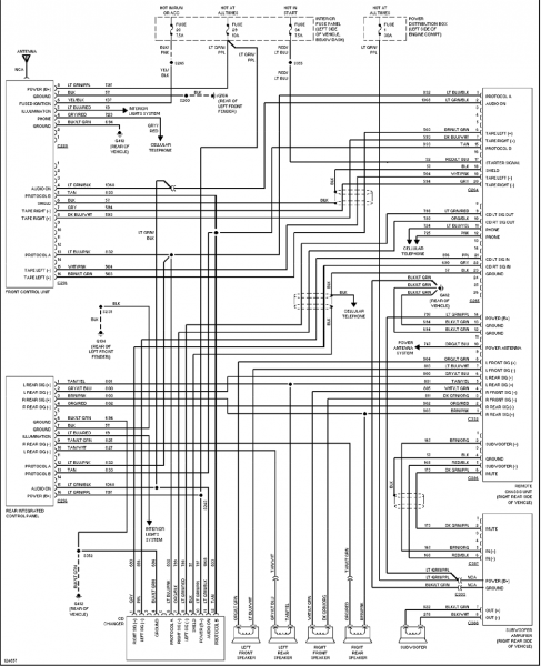 Ford Explorer Wiring Harness Diagram