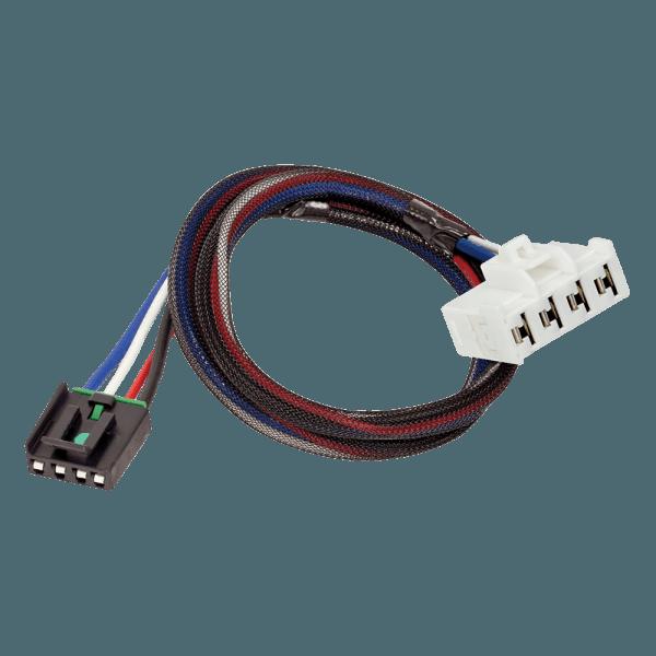 Brake Control Wiring Harness Tekonsha Dodge 96