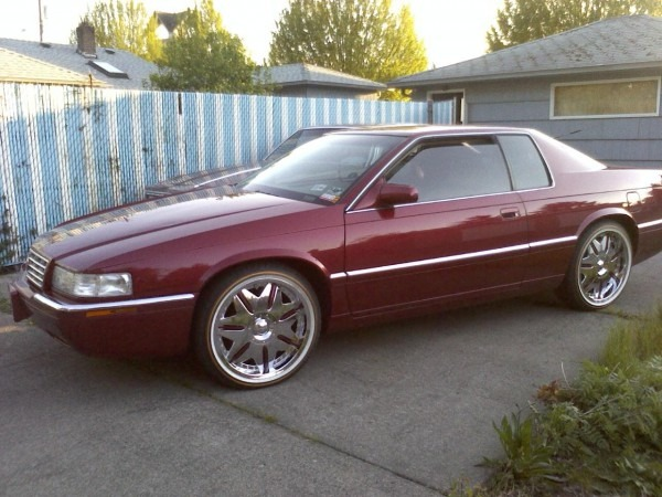 Dmodest1 2002 Cadillac Eldoradoesc Coupe 2d Specs, Photos