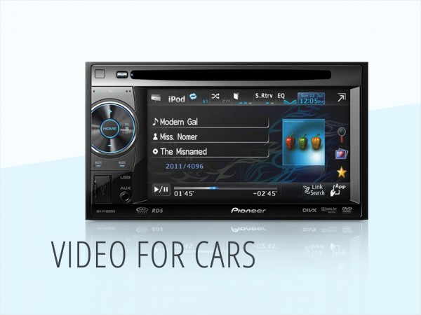 Pioneer In Dash Dvd Player