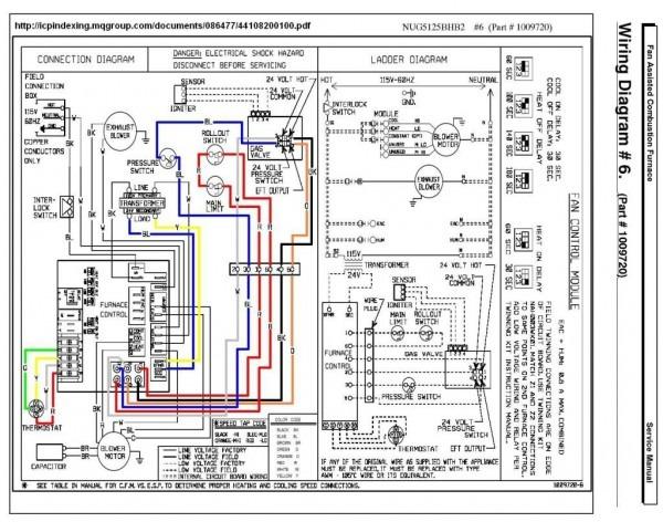 Tempstar Wiring Diagram