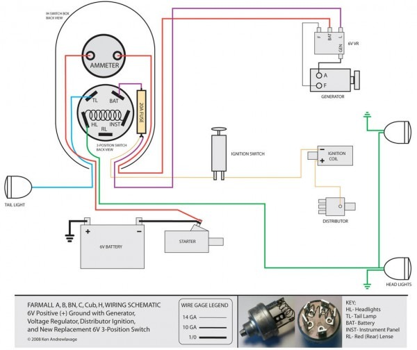 Farmall H Head Diagram  U2013 Car Wiring Diagram