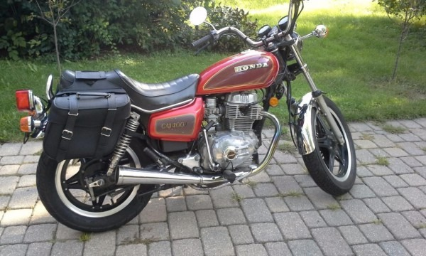 1981 Hondamatic Cm400a Motorcycles For Sale