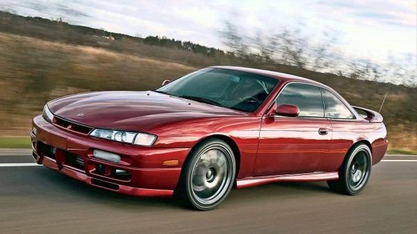 1997 Nissan 240sx S14