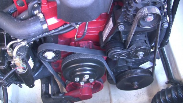 Volvo Penta 5 0gxi Raw Water Pump Removal And Rebuild