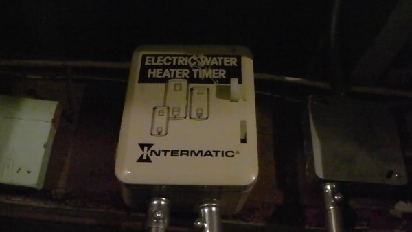Intermatic Wh21 Electric Water Heater Timer Review