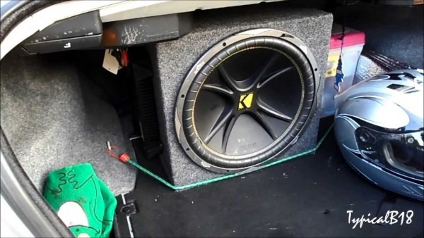 Rockford Fosgate P2002 Amp