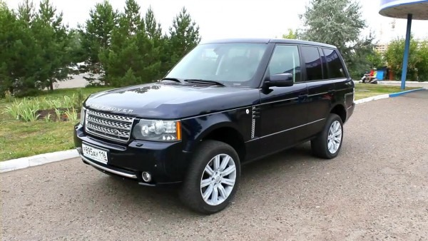 2006 Range Rover Vogue  Start Up, Engine, And In Depth Tour