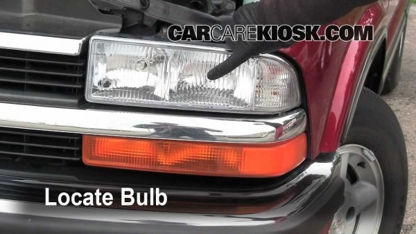 Steps To Change The Headlight, Brights And Turn Signal Bulbs On A