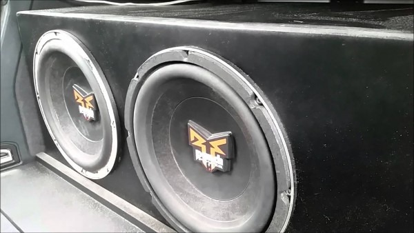 2 Rockford Fosgate Punch Power Dvc 10s On A Punch 800a2