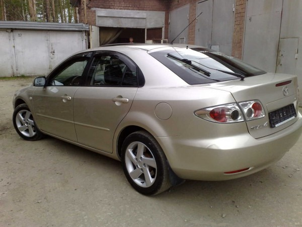 2004 Mazda Mazda6 Pictures, 2 0l , Gasoline, Ff, Automatic For Sale