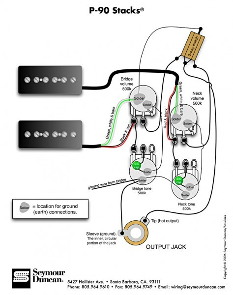 P90 Wiring Diagram For Sg