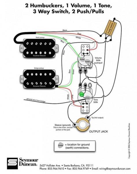Sg Epiphone Pro Wiring Diagram