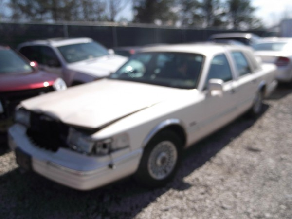 Used 1997 Lincoln Lincoln & Town Car Parts Cars Trucks