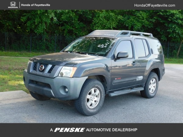 2007 Used Nissan Xterra 4wd 4dr Automatic Off Road At Honda Of